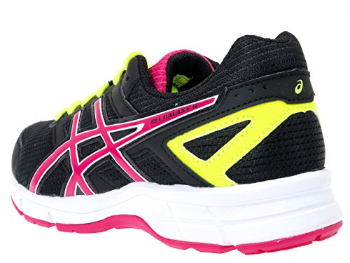 Asics Running Gel-Galaxy 8 Gs BLK/PINK/YELL