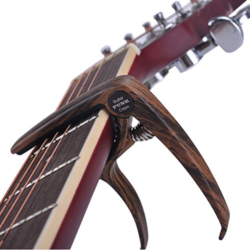 Guitar Capo Acoustic and Electric Guitars Trigger Capo Quick Change 6 String Guitar Capo
