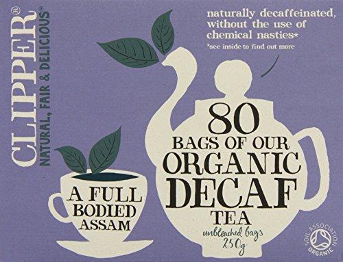 bleached Bags of Organic Decaf Tea - 250g ()