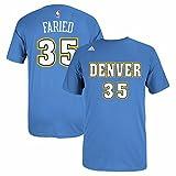 NBA Denver Nuggets Men's #35 Kenneth Faried U