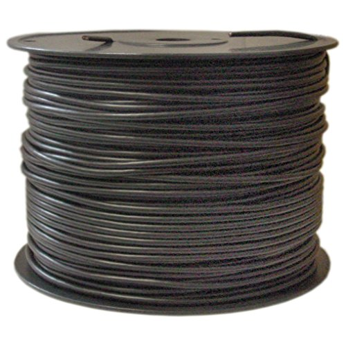 Shielded Bulk Microphone Cable, 22/2 (22 AWG 2 Conductor), Spool, 1000 foot by CableWholesale