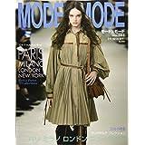 MODE et MODE 2018年6月号 小さい表紙画像