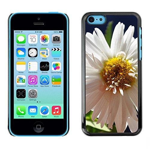 Premio Sottile Slim Cassa Custodia Case Cover Shell // F00004072 une fleur // Apple iPhone 5C