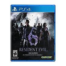 Resident Evil 6 HD - PlayStation 4