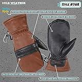 Men's Leather Winter