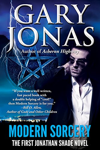#freebooks – Modern Sorcery, book 1 in the Jonathan Shade series is free to download. Perfect for fans of Jim Butcher's Dresden Files series.