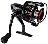 Okuma C40CL Caymus (Clam Pack) 7 BB + 1 RB Spinning Reels Review