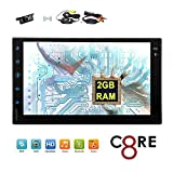 """Best Car Stereo Head Units - 7"""" Android 7.1 2GB 32GB Car Stereo Head Review"""