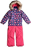 Roxy Little Girls' Paradise Jumpsuit, Elmo, 3