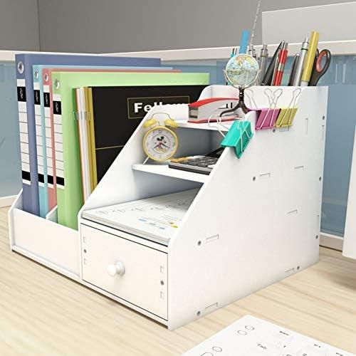 Madera plástico panel Organizador de escritorio, Funcionario ...