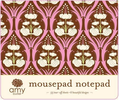 Butler Amy Paper - Soul Blossoms Mousepad Notepad