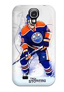 Ryan Knowlton Johnson's Shop edmonton oilers (7) NHL Sports & Colleges fashionable Samsung Galaxy S4 cases
