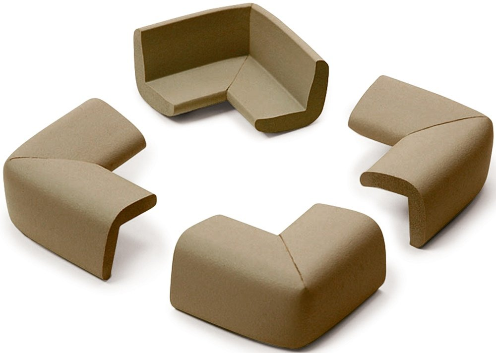 Delightful Amazon.com : Prince Lionheart Corner Guards, Chocolate Brown : Furniture  Corner Safety Bumpers : Baby