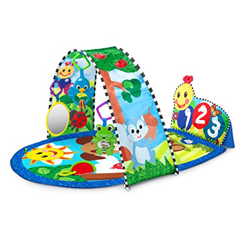 Baby Einstein Caterpillar (Baby Einstein Caterpillar Kickin' Tunes Activity Gym)
