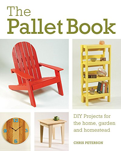 book the pallet book diy projects for the home garden and