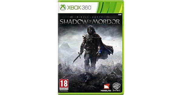 Warner Bros Middle-Earth: Shadow of Mordor + DLC Dark Ranger ...