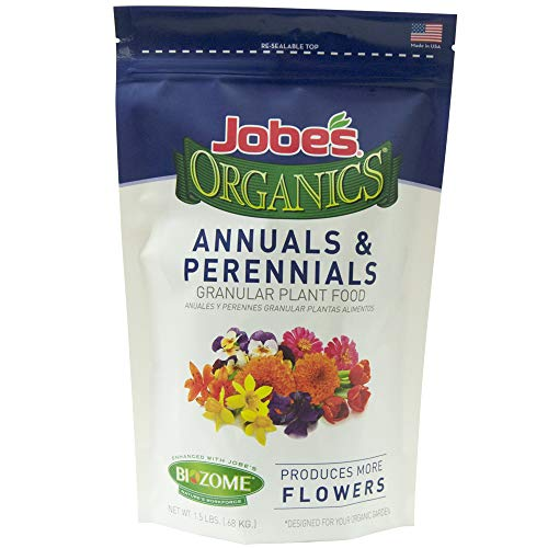 Jobes Organics 9621 Fertilizer, 1.5 lb