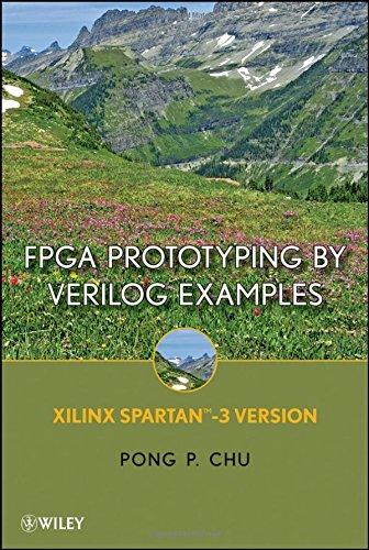 Fpga Prototyping By Verilog Examples  Xilinx Spartan 3 Version
