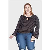 Blusa Jussari Plus Size