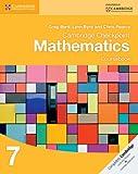 Cambridge Checkpoint Mathematics Coursebook 7, Greg Byrd and Lynn Byrd, 110764111X