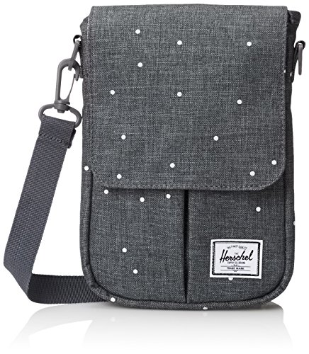 Herschel Supply Co. Hombre Pender Funda Blanda para iPad Mini Scattered Charcoal
