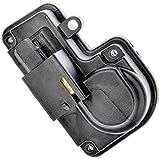 APDTY 137047 Rear Liftgate Door Lock Actuator Motor Fits Select Dodge Caliber Jeep Compass Grand Cherokee