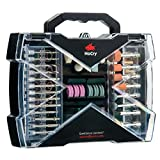 NoCry 10/125 Professional Rotary Tool Kit with
