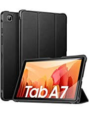 Ztotop Case for Samsung Galaxy Tab A7 10.4 Inch 2020 Release(SM-T505/SM-T500/SM-T507), Trifold Standing+Full Protective Case for 10.4 Inch Samsung Galaxy Tab A7 Tablet,Black