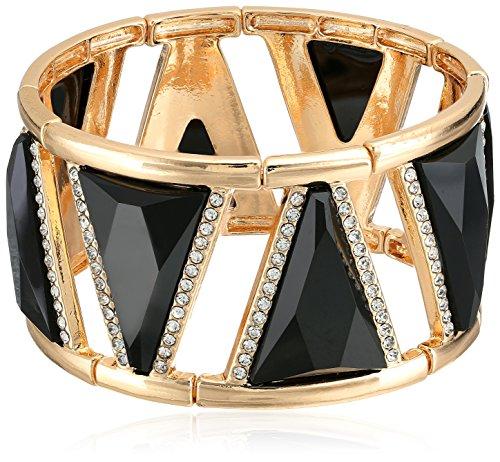 GUESS Womens Wide Stretch Bracelet