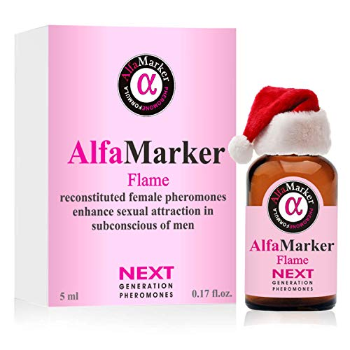 Pheromone Perfume for Women Alfamarker Flame Oil Essence for Women to Attract Men