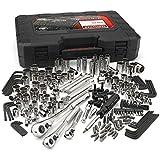 Craftsman 230-piezas Juego de Herramientas mecánicas, 50230