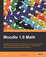 Moodle 1.9 Math Front Cover