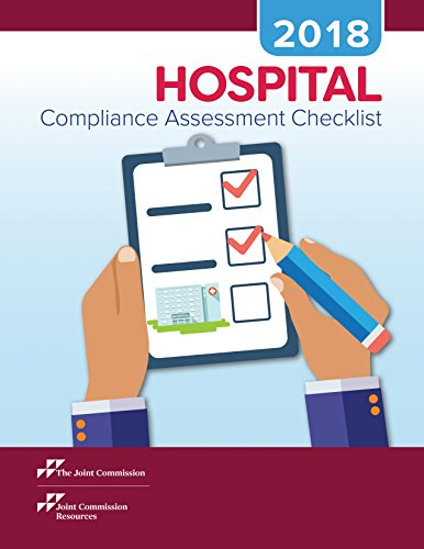 2018 Hospital Compliance Assessment Checklist (Soft Cover)