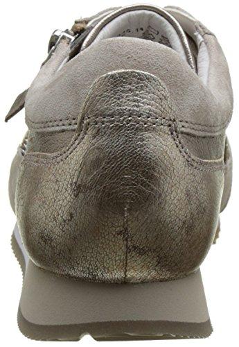 Gabor Dame Komfort Sneakers Grå (argento / Koala K. 14) eSwAKs
