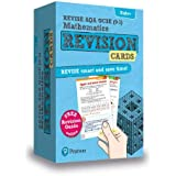 Revise AQA GCSE (9-1) Mathematics Higher Revision Cards: with free online Revision Guide (REVISE AQA GCSE Maths 2015)