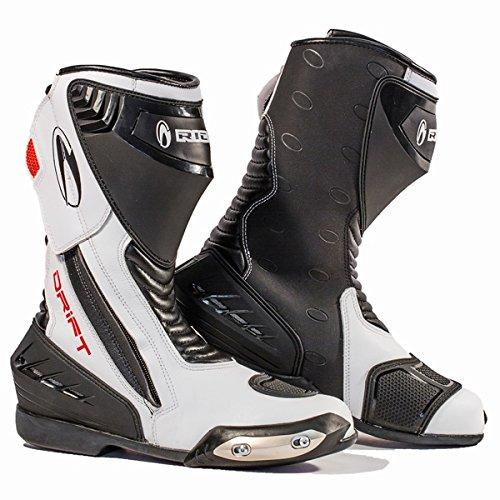 Richa Drift boot black/white 44