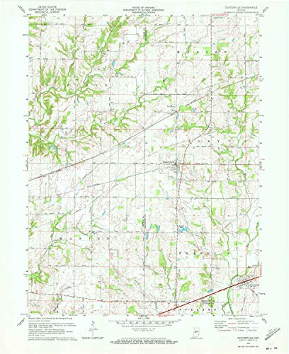 YellowMaps Coatesville in topo map, 1:24000 Scale, 7.5 X 7.5 Minute, Historical, 1970, Updated 1972, 27 x 22 in - Paper