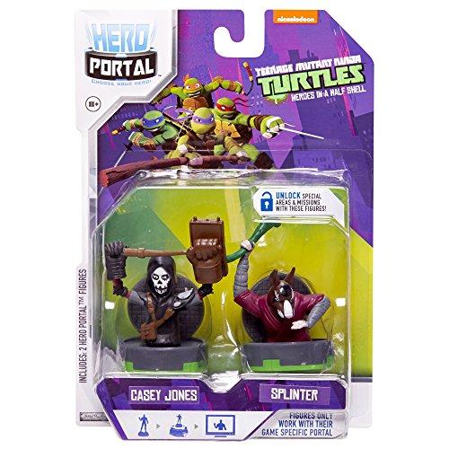 teenage-mutant-ninja-turtles-hero-portal-booster-pack-casey-jones-and-splinter-2-pack