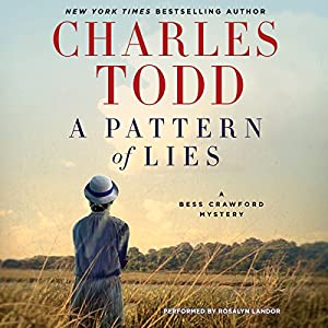 A Pattern of Lies Audiobook