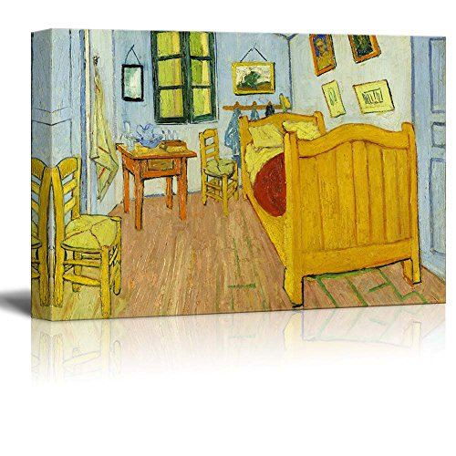 The Bedroom by Van Gogh Giclee ped Gallery
