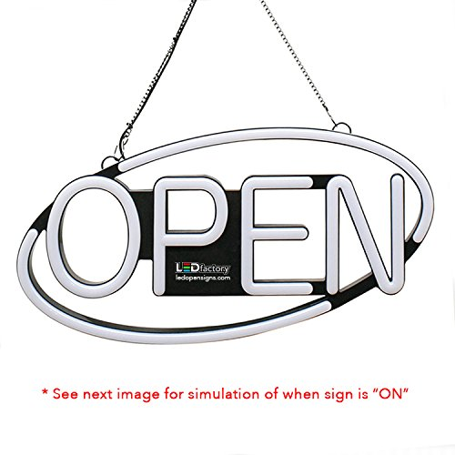 Oval Led Light Box in Florida - 6