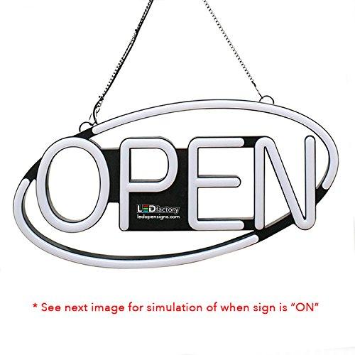 Oval Led Light Box