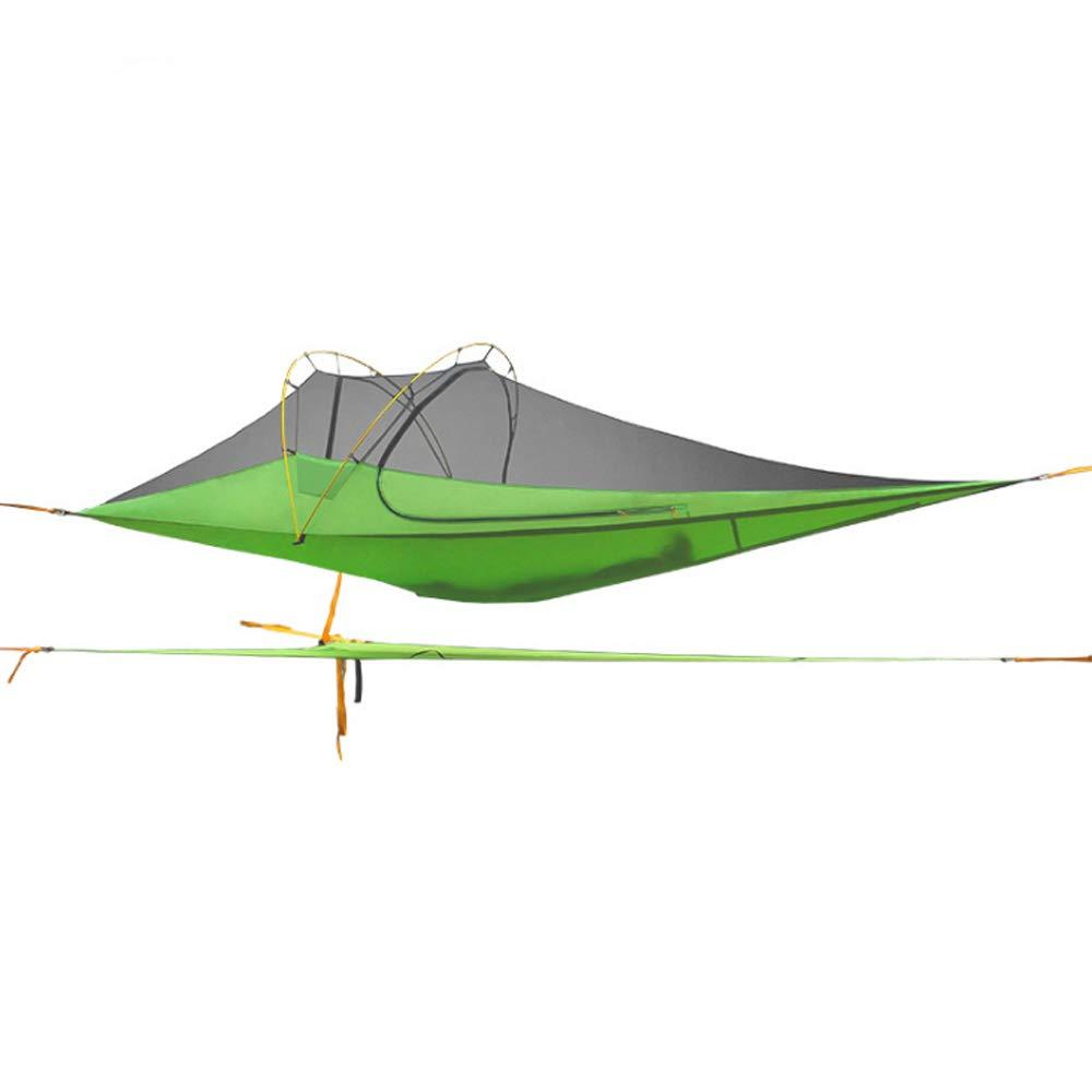【セール】 B07QLRH3NLフィギュアオレンジアウトドアキャンプテントフライングソーサータイプグラウンドハンモックテント3人2層キャンプ建設アカウント。 B07QLRH3NL, キモツキグン:1496cdf8 --- arianechie.dominiotemporario.com