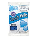 Wilton 2201-4084 Candy Melts, 12-Ounce, Royal Blue