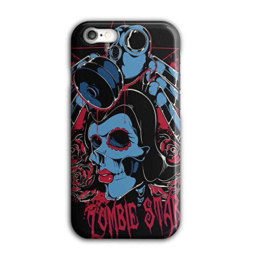 Evil Zombie Star Rise Nightmare NEW Black 3D iPhone 7 Case | Wellcoda (Love Bite Vampire Costume)