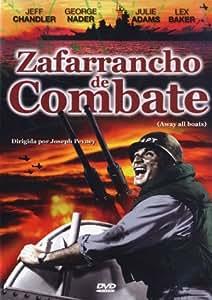 Zafarrancho de combate (Away all boats) [DVD]