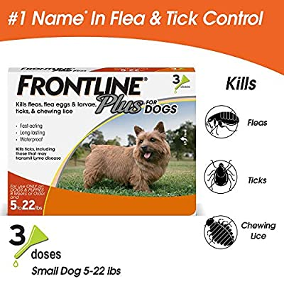 Frontline-Plus-for-Dogs-Small-Dog-5-22-pounds-Flea-and-Tick-Treatment-3-Doses