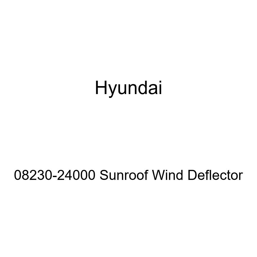 Genuine Hyundai 08230-24000 Sunroof Wind Deflector