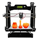 KKmoon Prusa I3 M201 2-IN-1-OUT Dual Extruder Mixcolor 3D Printer DIY Kit 0.4mm Nozzle KKmoon