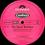The Space Brothers Forgiven (I Feel Your Love) vinyl record